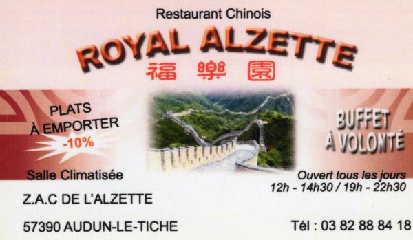 Royalalzette